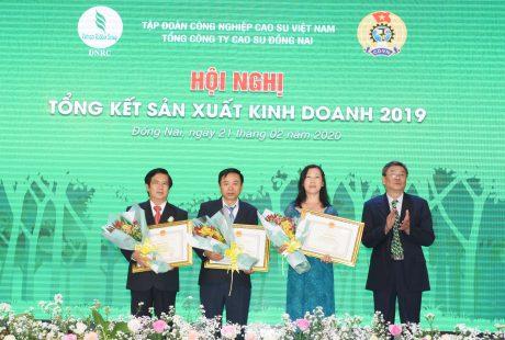 3 cá nhân nhận bằng khen của Ủy ban quản lý vốn Nhà nước tại doanh nghiệp