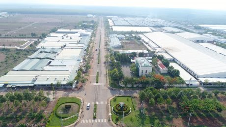 KCN Bắc Đồng Phú
