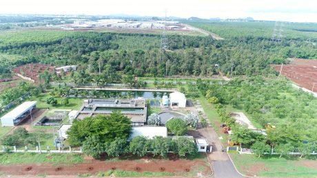 Năm nay TCT sẽ triển khai mở rộng 500 ha KCN Long Khánh. Ảnh: Đào Phong